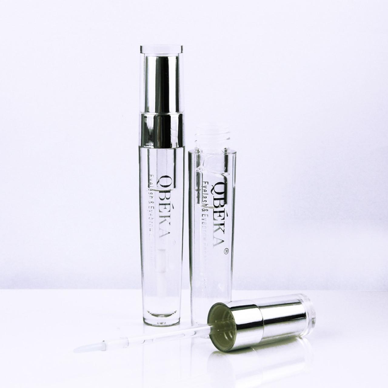 25338e84b60 ... CE Approval QBEKA Eyelash Eyebrow Enhancing Serum Eye Lashes Brow Extensions  Growth Eyelashes Enhancer 7 Day ...
