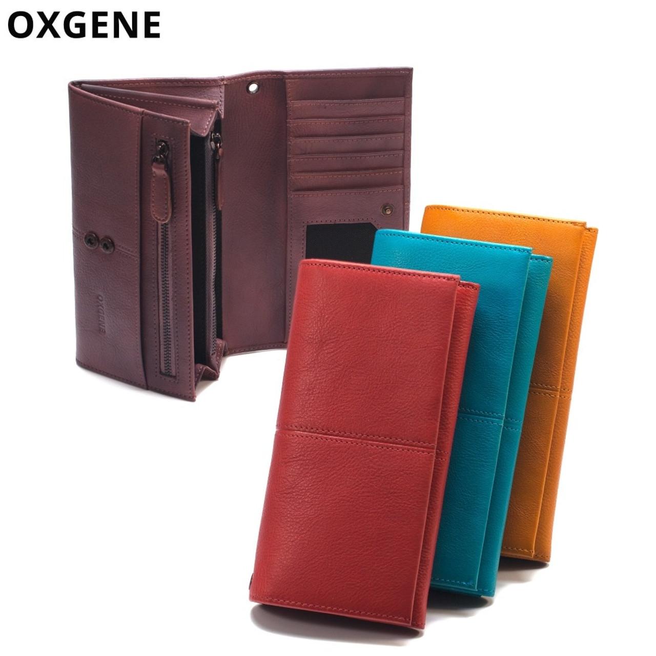 Women Wallet Long Genuine Leather Large Capacity Bags Ladies Travel Clutch  Girls Purse Phone Bag Woman Colors Zipper Purses New - OnshopDeals.Com f6cce49b63bd