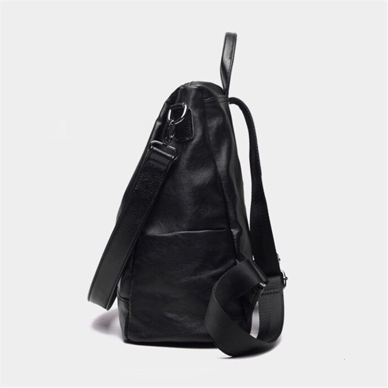 81c3744e50 ... 2017 Fashion Women Backpack High Quality Youth Leather Backpacks for Teenage  Girls Female School Shoulder Bag ...