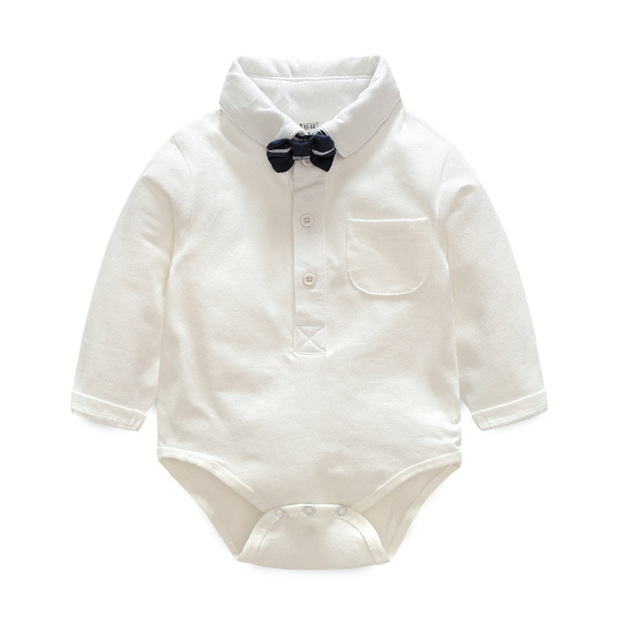 866c4573b05e ... baby boy clothes baby clothing suit gentleman Style bow tie + plaid  shirt + Bib baby ...