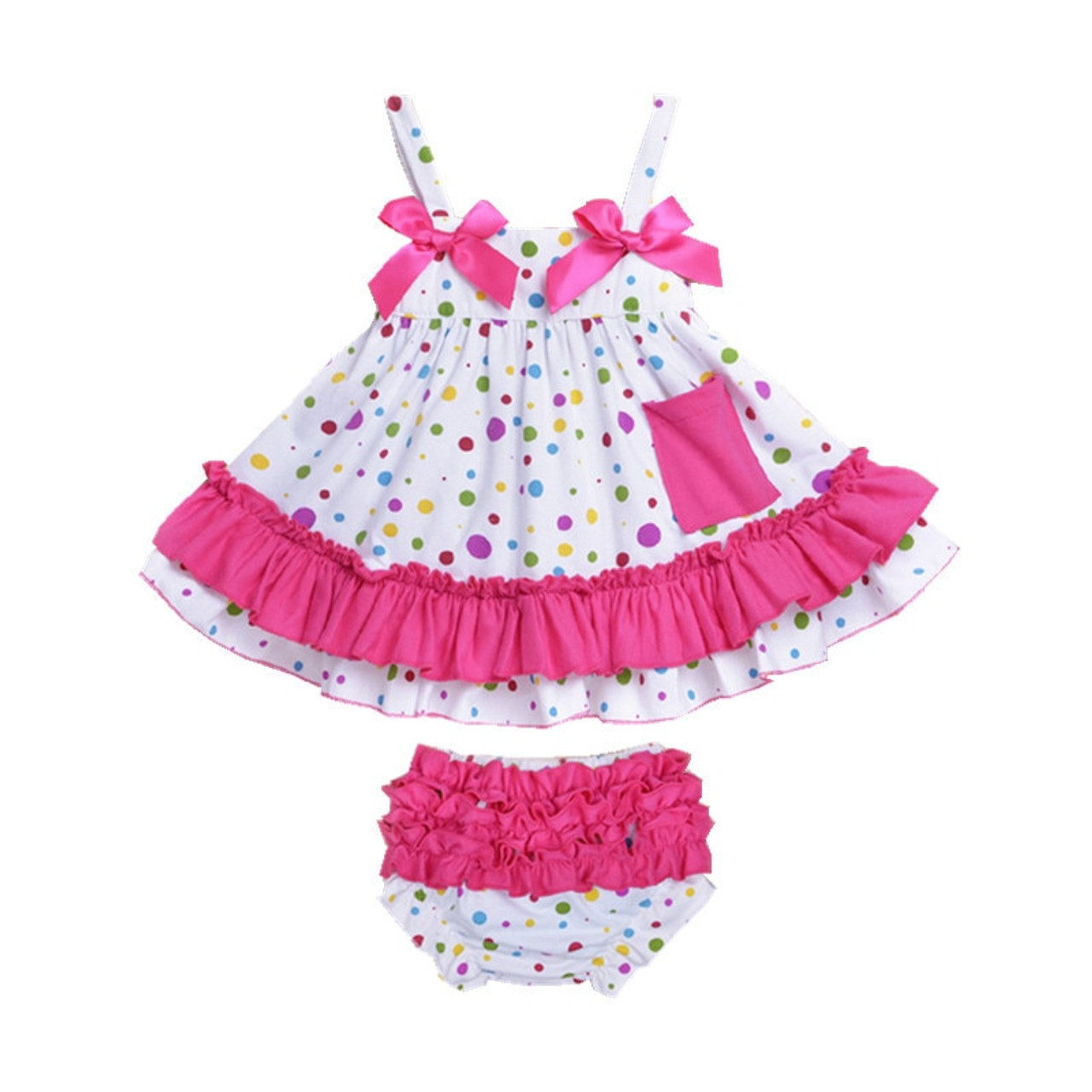 d52486d80e45 2018 Summer Baby Clothing Newborn Baby Girl Clothes Dress Infant ...