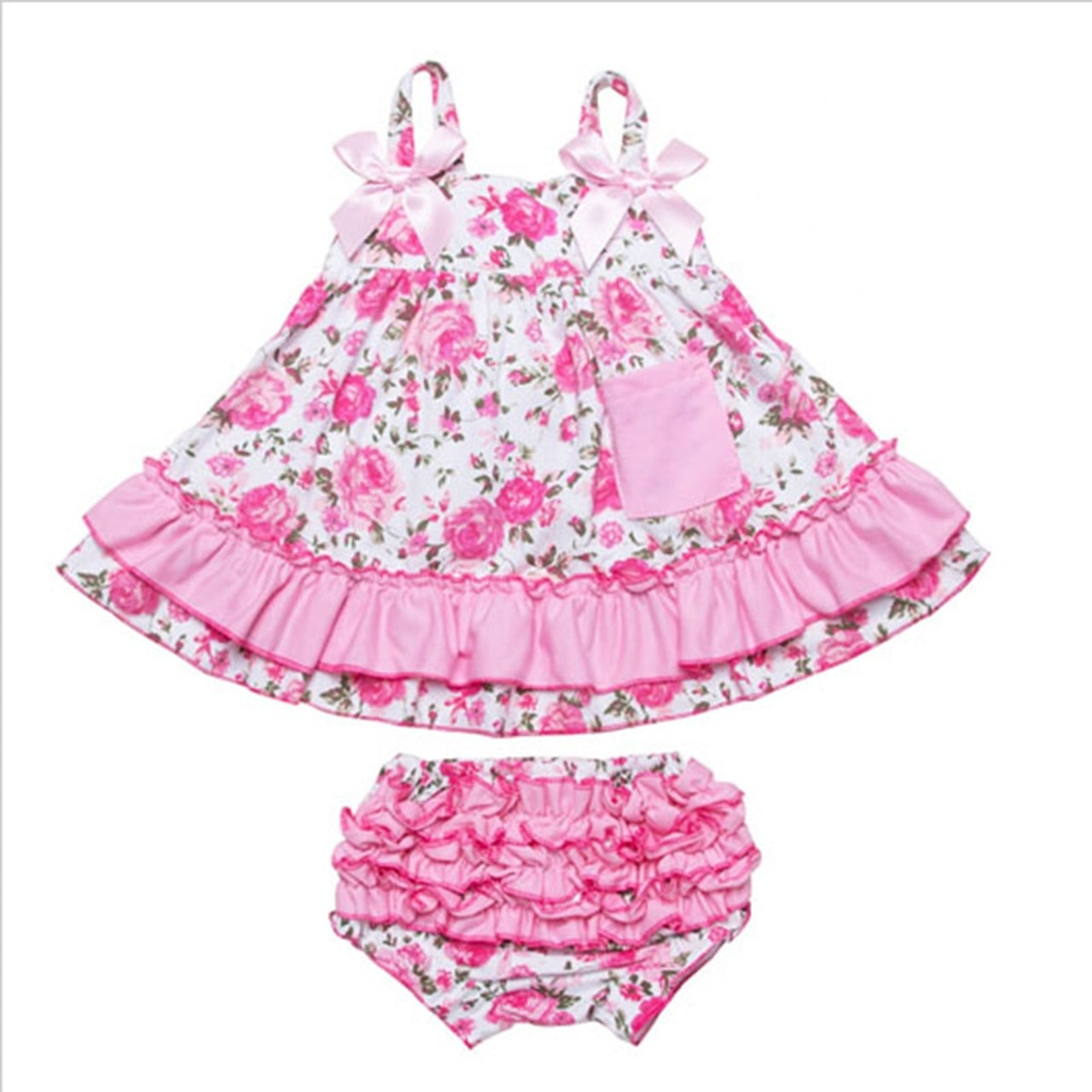 d912e6979 2018 Summer Baby Clothing Newborn Baby Girl Clothes Dress Infant ...