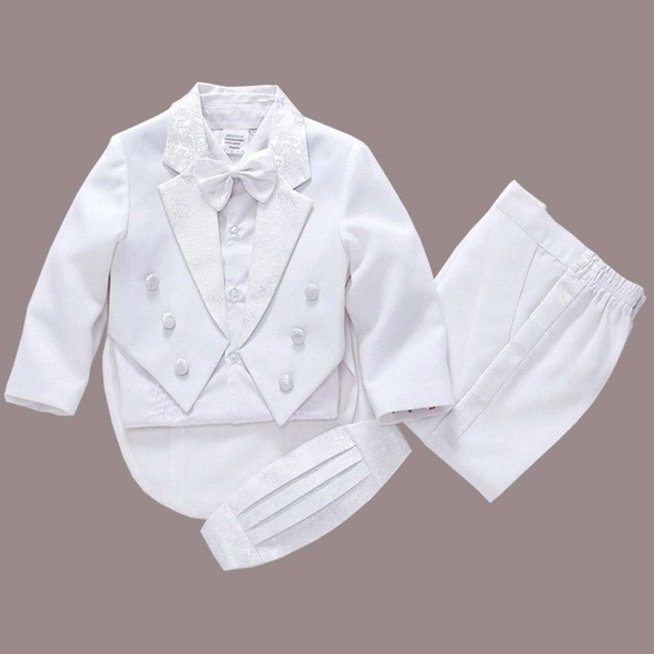 dc8ea3eab0d 2017 new fashion white balck baby boys suit kids blazers boy suit for weddings  prom ...