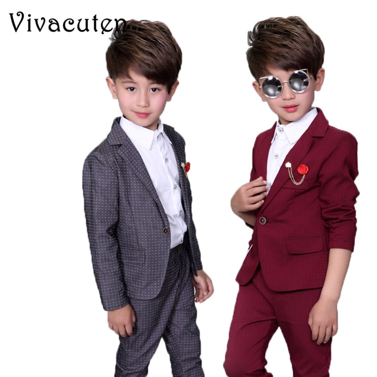 no sale tax cheap for sale best supplier Ceremonial Baby Boys Birthday Dress Suits For Weddings Party ...