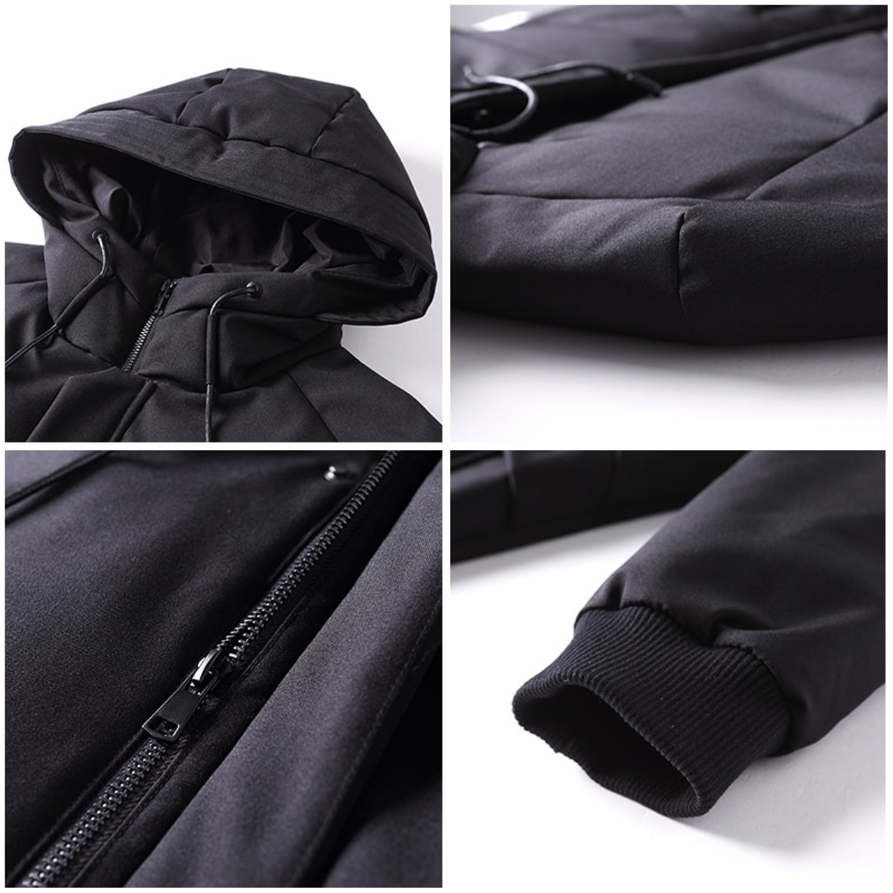 6ab6520585 ... Pioneer Camp waterproof thick winter men down jacket brand-clothing  hooded warm duck down coat ...