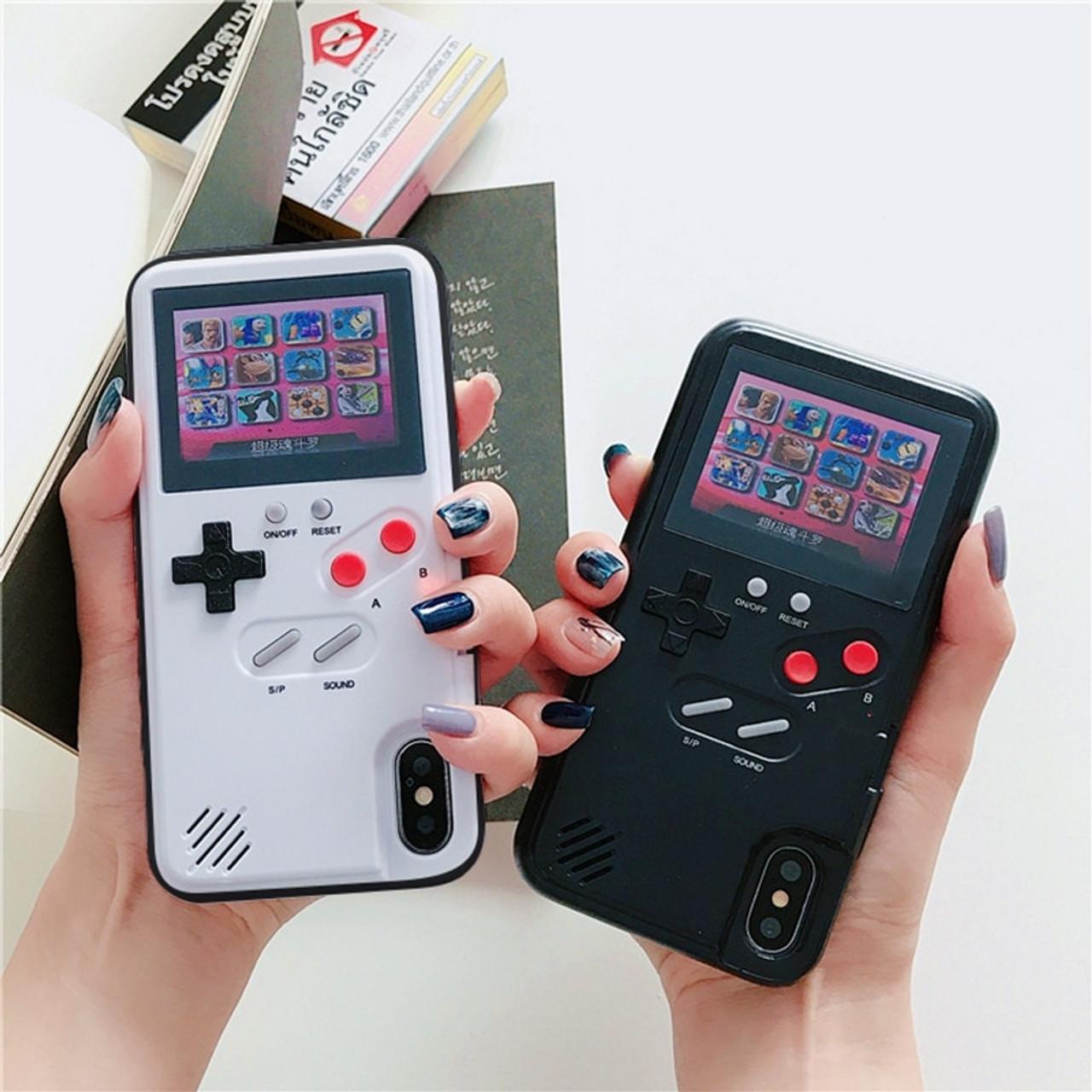 coque game boy iphone 6 plus