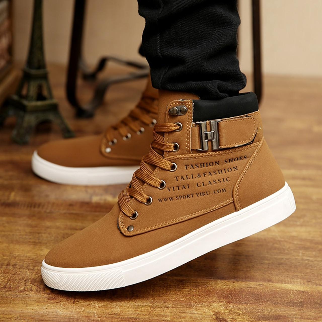 2018 Hot Men Boots Fashion Warm Winter
