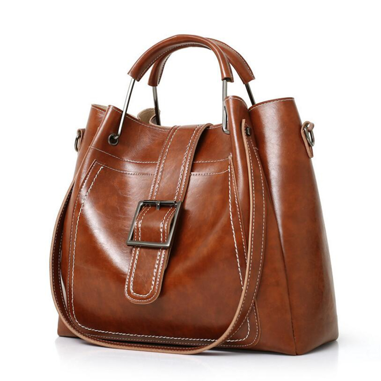 ... Sisjuly Women Bags Leather Luxury Handbags Famous Brands Female  Shoulder Bags Designer Crossbody Bags For Women s ... 834b8133454fb