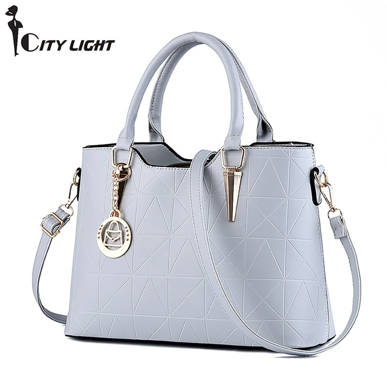 17c99c49bd Brand Fashion Fur Women Bag Handbags Women Famous Designer Women Leather  Handbags Luxury Ladies Hand Bags ...