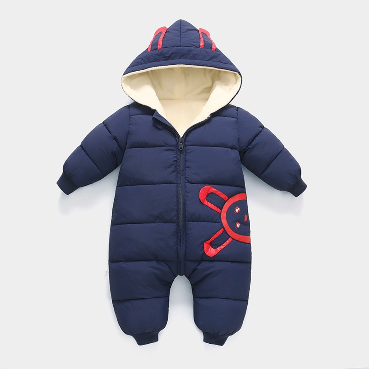 3dce39d3d Baby Rompers Winter Jackets for Baby Girls Clothing Spring Autumn ...