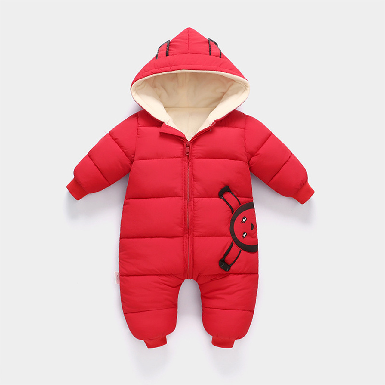 b75dd21d3 Baby Rompers Winter Jackets for Baby Girls Clothing Spring Autumn ...