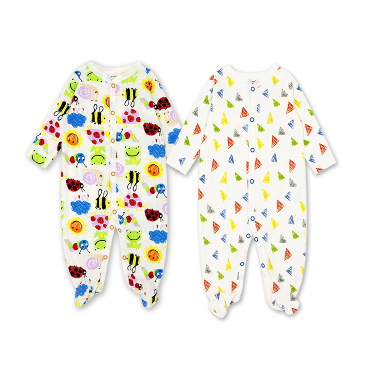 08879507fde6c ... tender Babies 2/3Pcs/set Fashion Cotton baby rompers newborn girl  clothes Long Sleeve ...