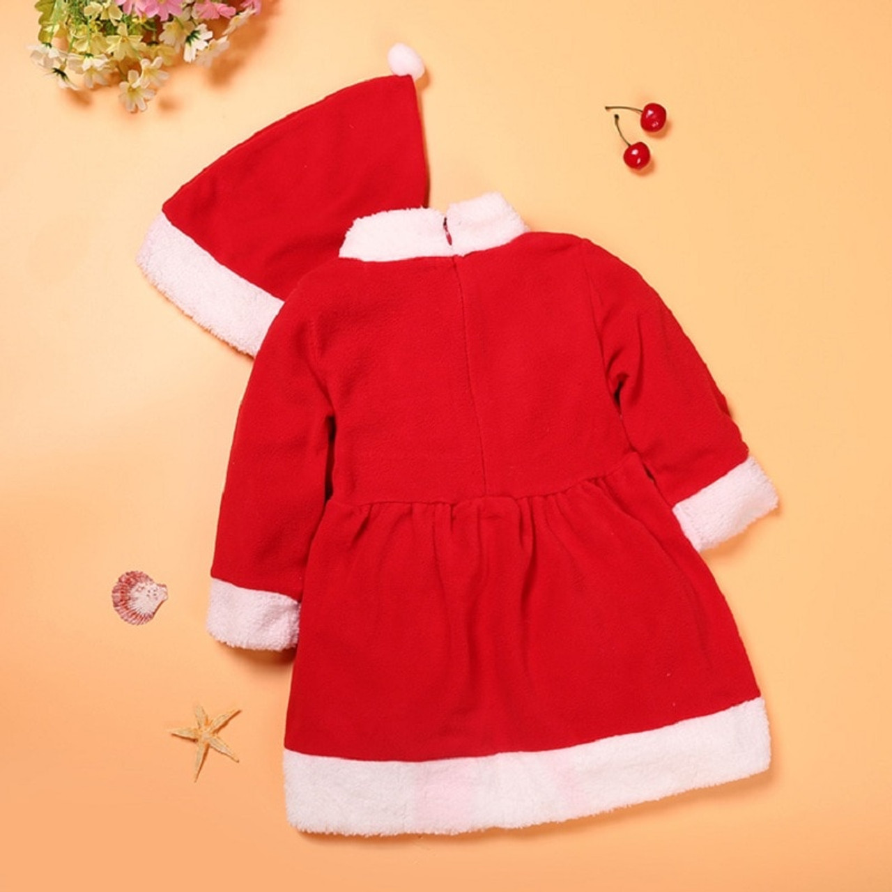Christmas Gift 2017 Hot Baby Jumpsuit Santa Claus Clothes Kids Overalls Newborn Boys Girls Romper Children Costume Rompers Boys' Baby Clothing