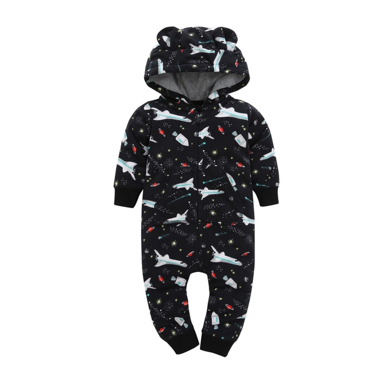 03fdcea2b Baby rompers Cartoon Animal boys girls clothes Children coverall ...