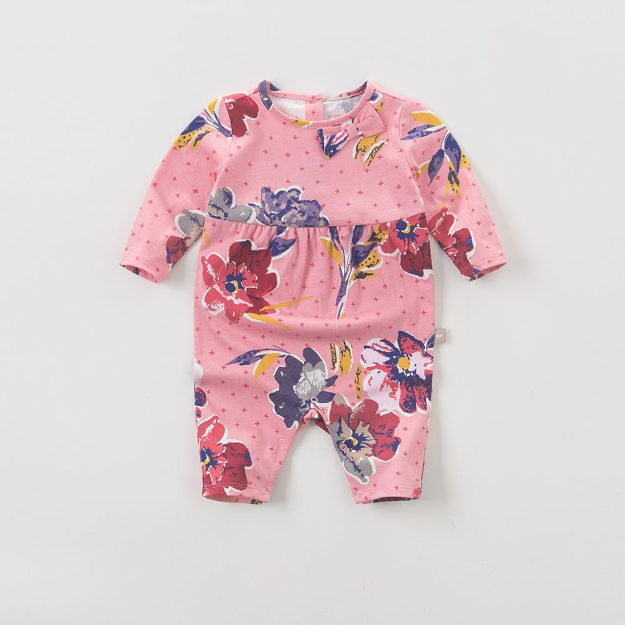 265940833 ... DB4017 dave bella clearance spring autumn baby girls cute infant one  piece toddle knitting romper children ...