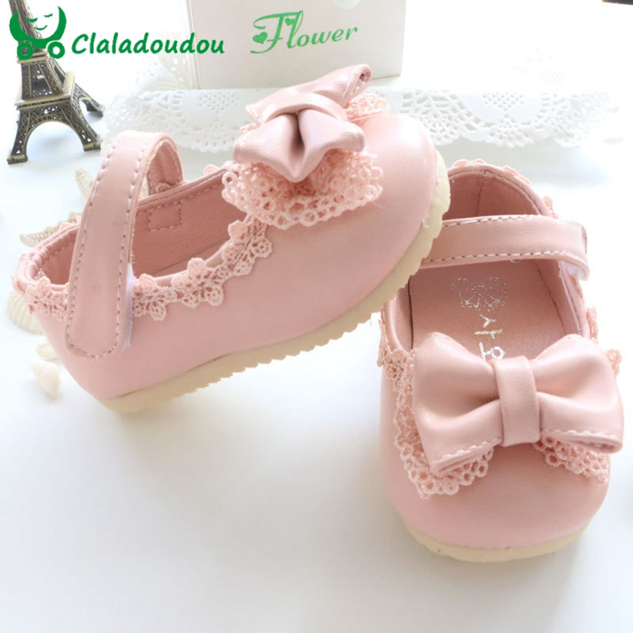 First Walkers Infant PU Leather Shoes