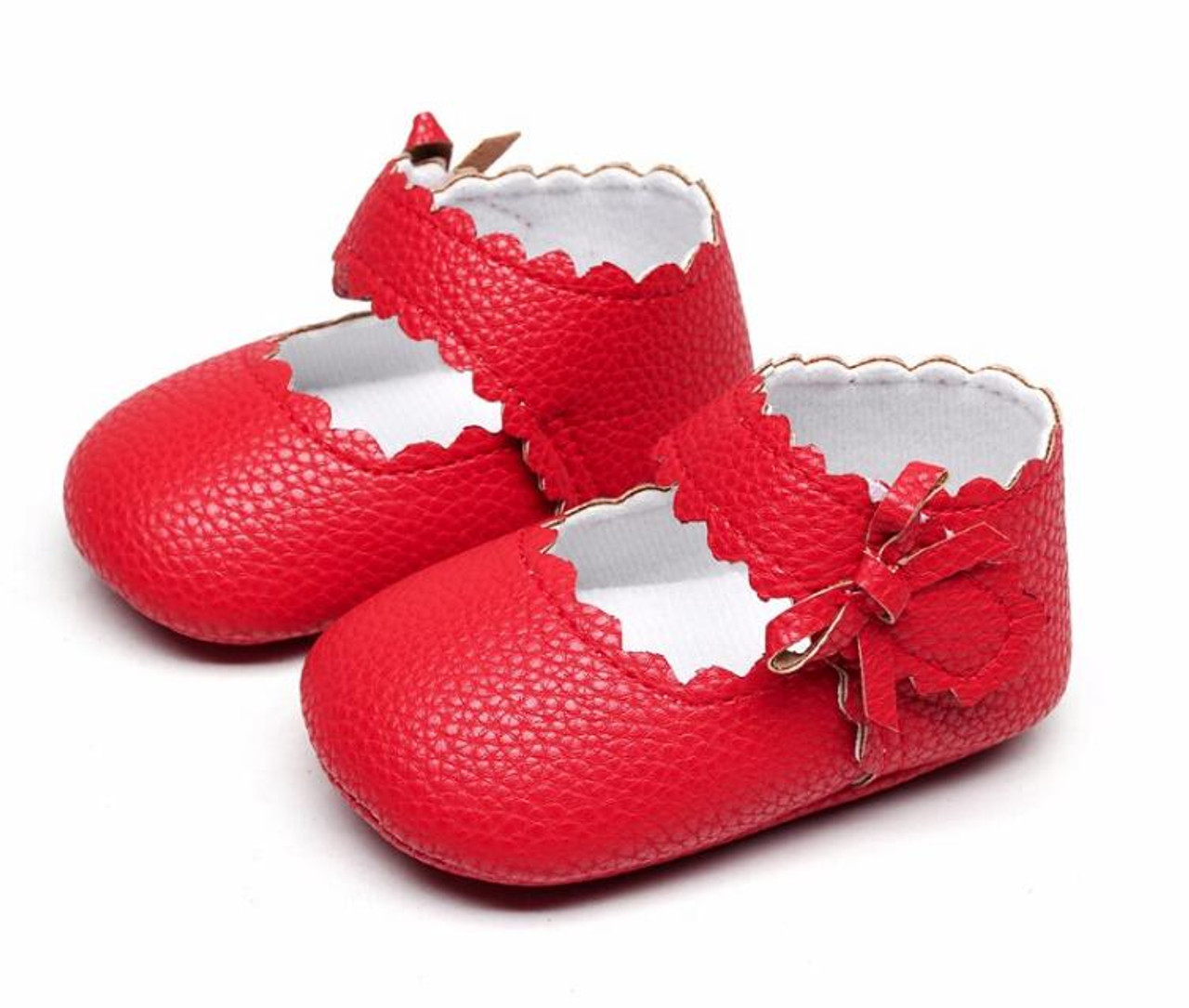 HONGTEYA New style Baby Girls soft Red