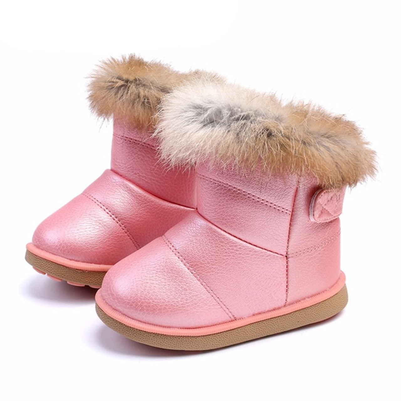 Winter Toddler Baby Snow Boots Shoes