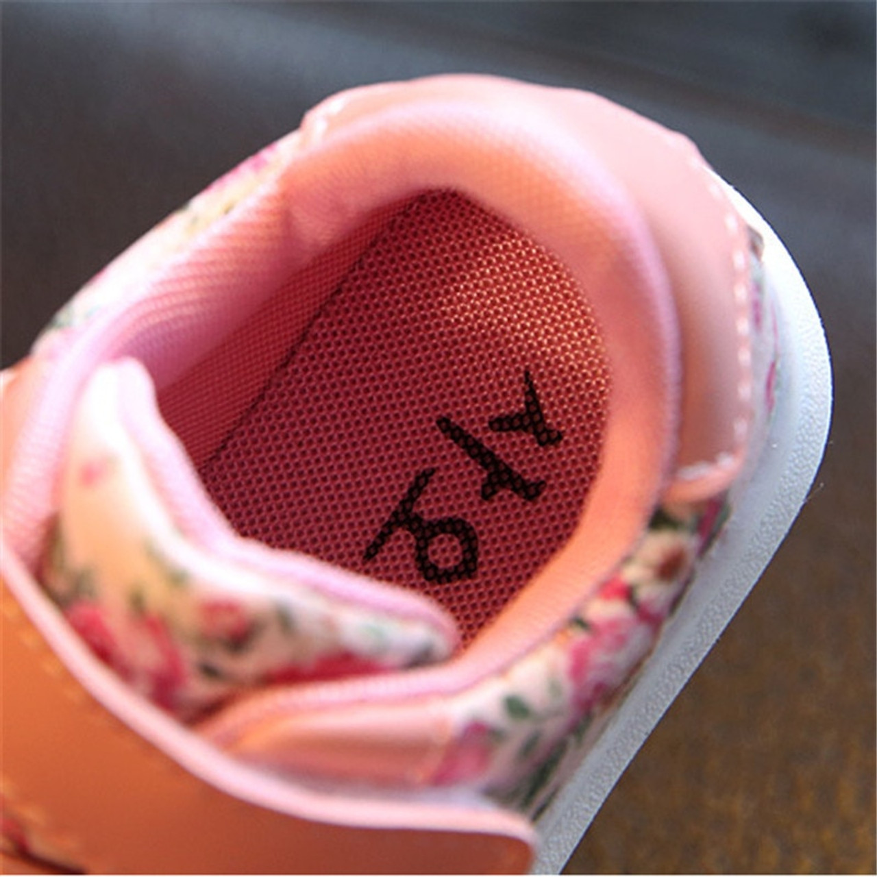 c6939d67b ... DIMI 2018 Cute Flower Baby Girls Shoes Comfortable Leather Kids Sneakers  For Girl Toddler Newborn Shoes ...