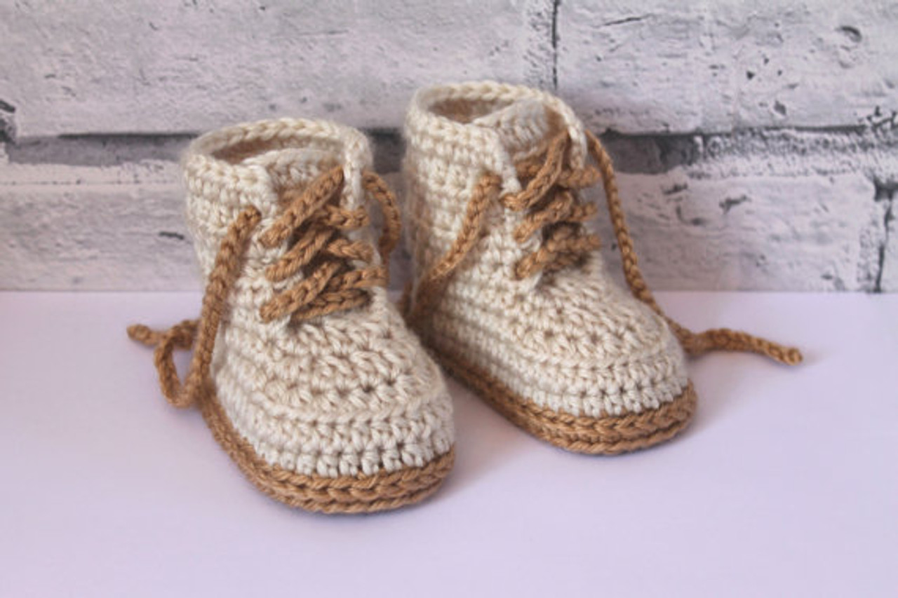 Crochet baby booties, Baby Boys Booty