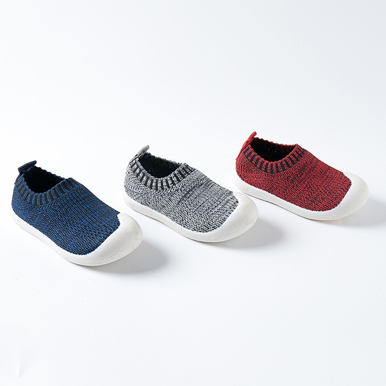 Toddler Kids Baby Girls Boys Sports Shoes Soft Bottom Sneakers Non-Slip Shoes