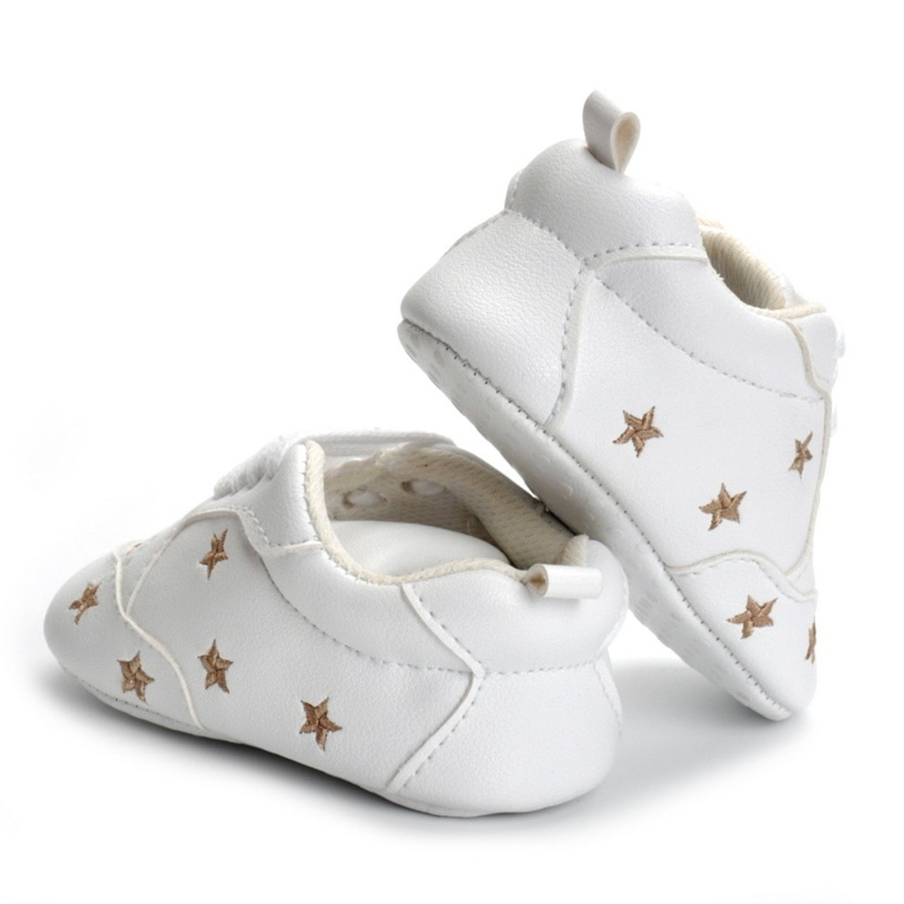 leather bottom baby shoes