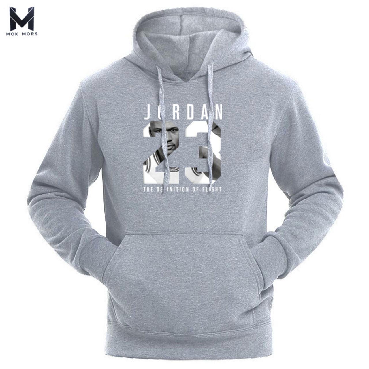 c4a4f8c3 2018 Brand JORDAN 23 Men Sportswear Fashion brand Print Mens hoodies  Pullover Hip Hop Mens tracksuit ...