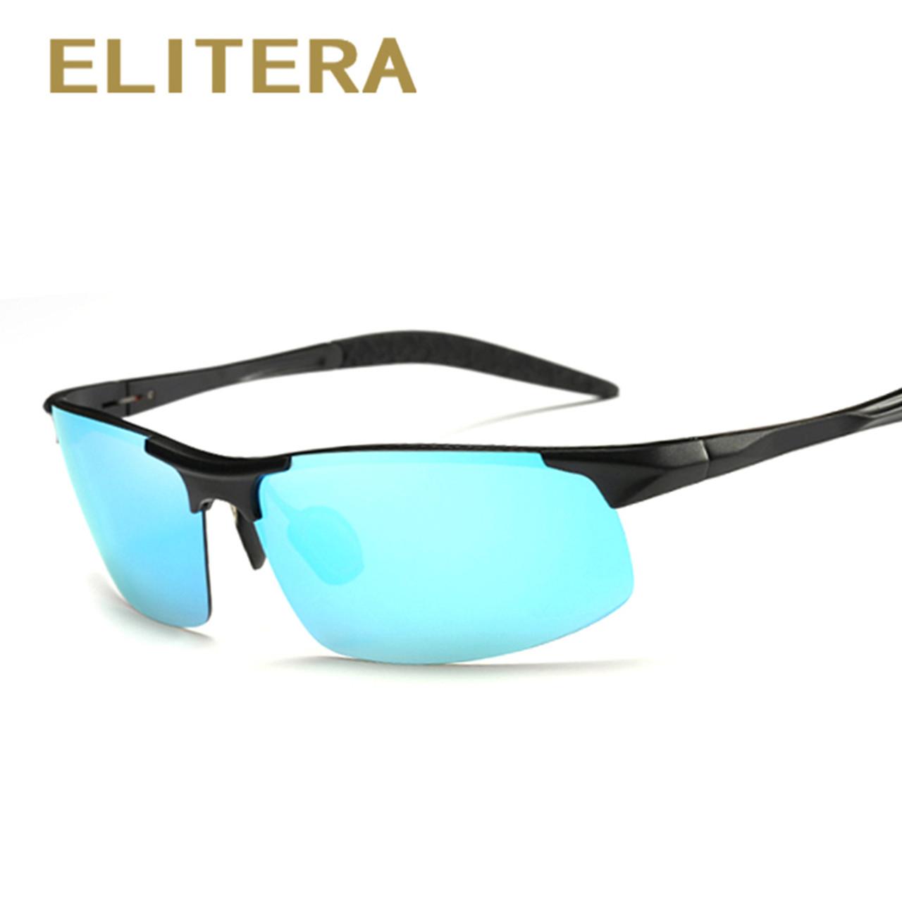 df4c6010f92 ... ELITERA Aluminum Brand New Polarized Sunglasses Men Fashion Sun Glasses  Travel Driving Male Eyewear Oculos Gafas ...