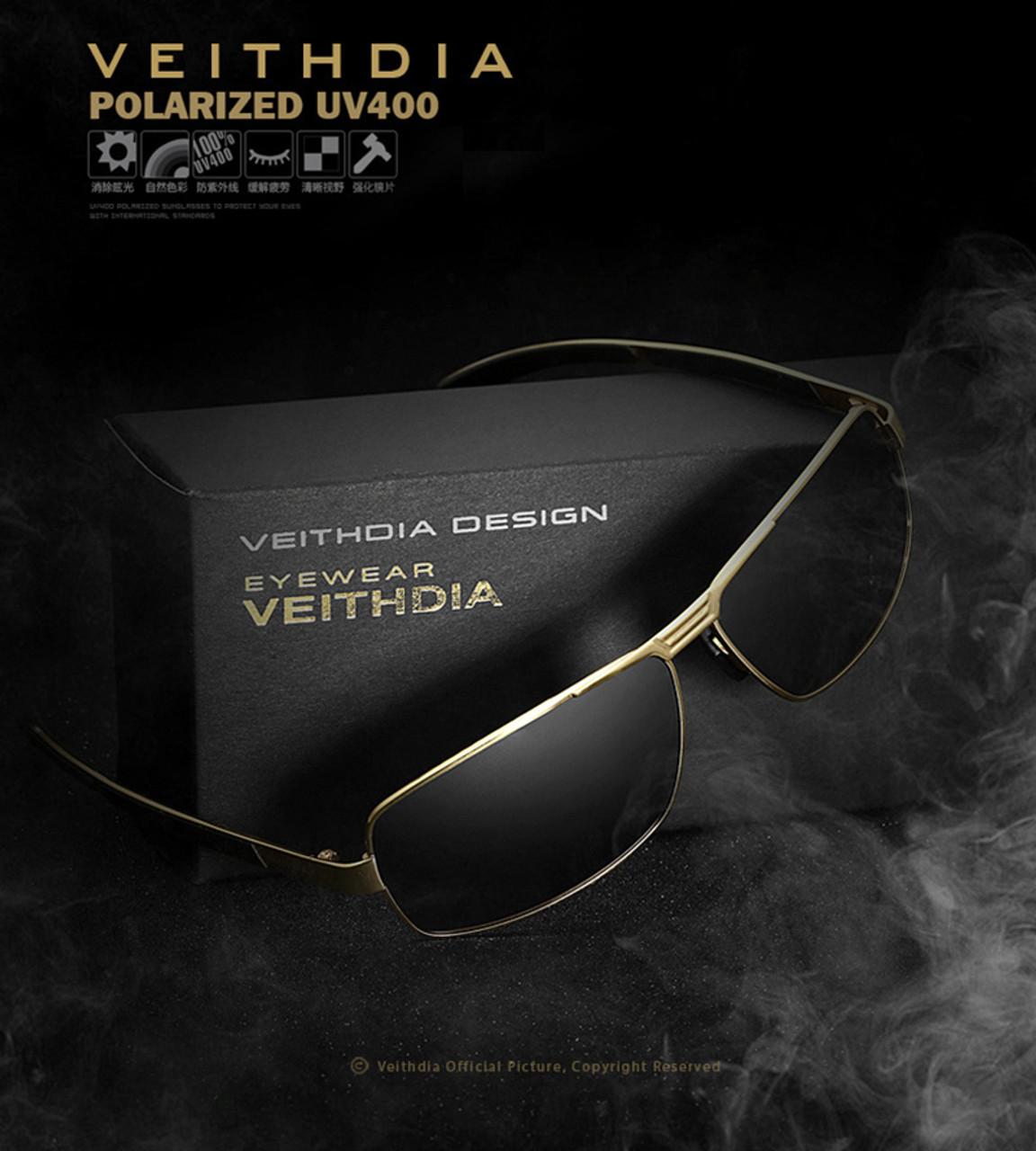 45f466c655 ... VEITHDIA Brand Men s Sunglasses Polarized Sun Glasses oculos de sol masculino  Eyewear Accessories For Men ...