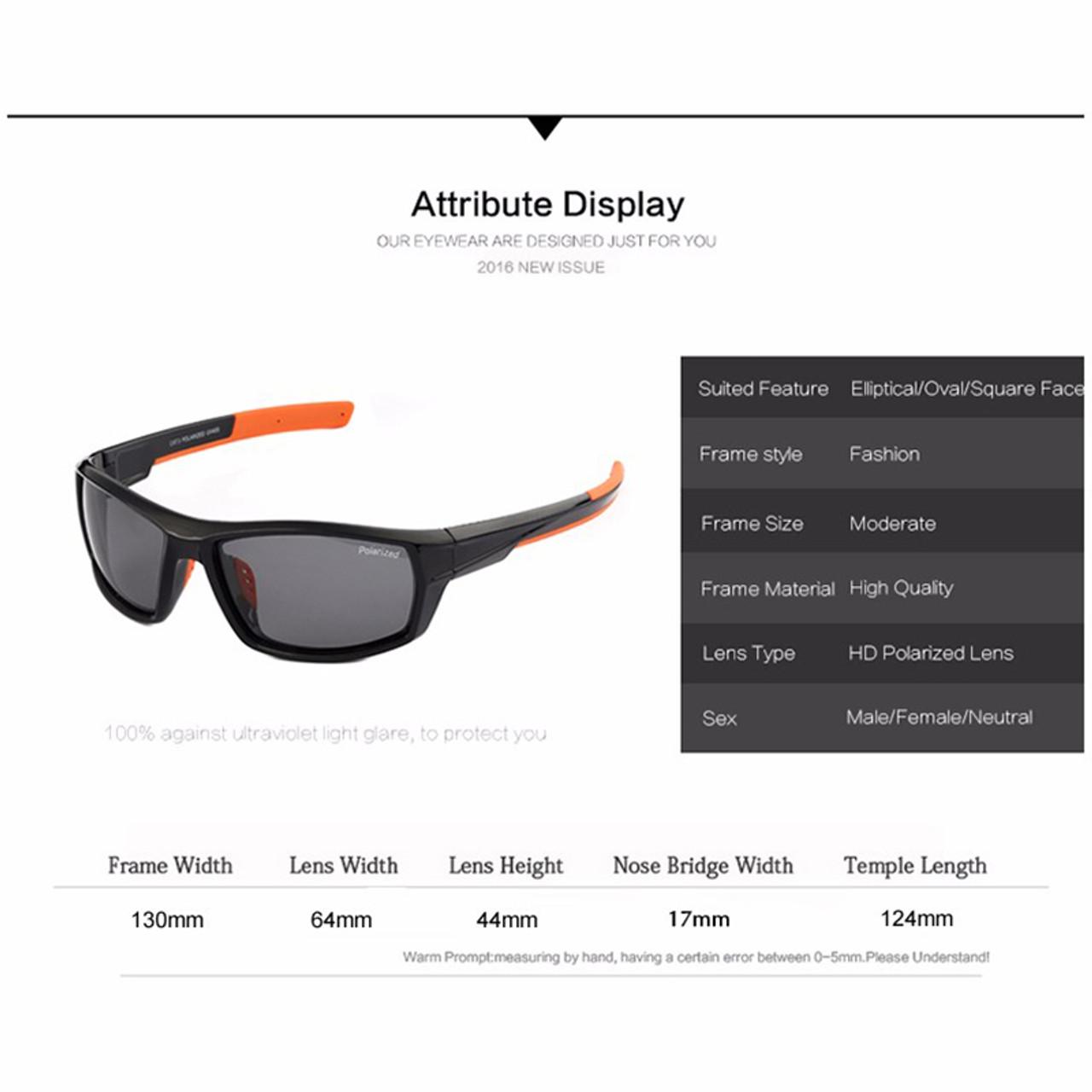 ba66eca341 ... JIANGTUN Hot Trendy Camo Black Polarized Sunglasses Men Women Brand  Designer Sports Sun Glasses UV400 Driving ...
