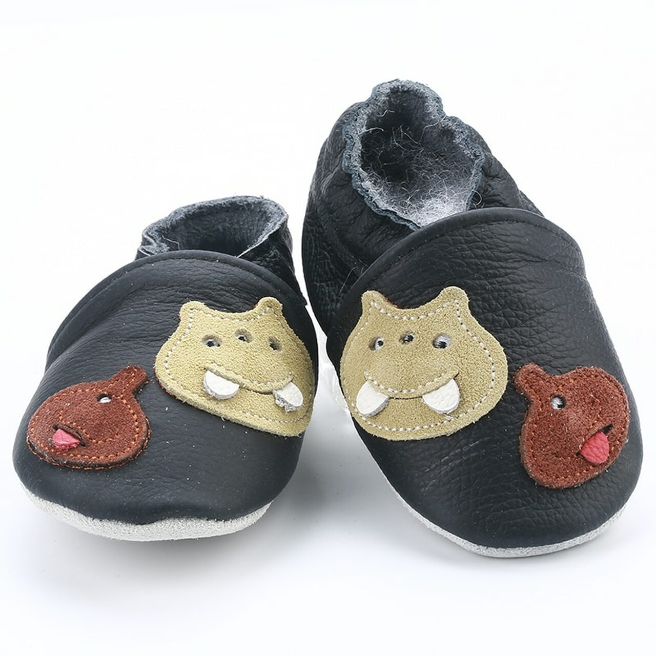 d8fb86b1447b7 [simfamily]NEW Genuine Cow Leather Baby Moccasins Soft Soled Toddlers  Infant Baby Shoes Boys Girls Newborn Shoes First Walkers