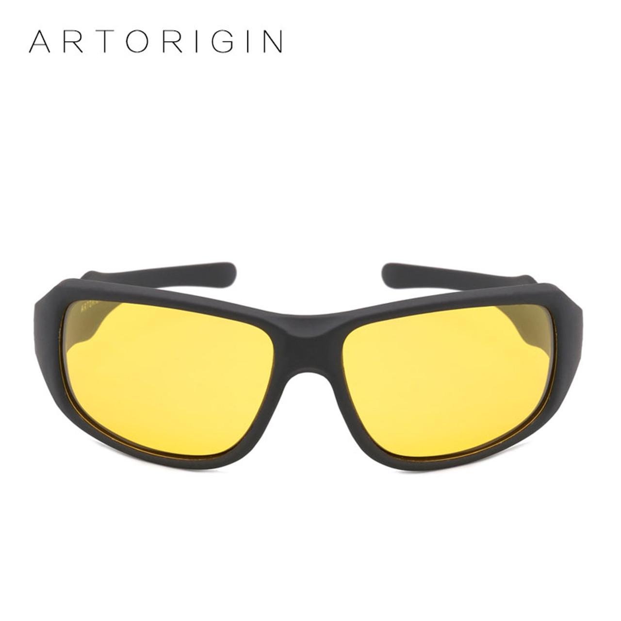 8d0a2109b6e ... ARTORIGIN Polarized Sunglasses Men Women Night Vision Goggles Driving  Glasses Anti Glare Safety Sunglass With Box ...