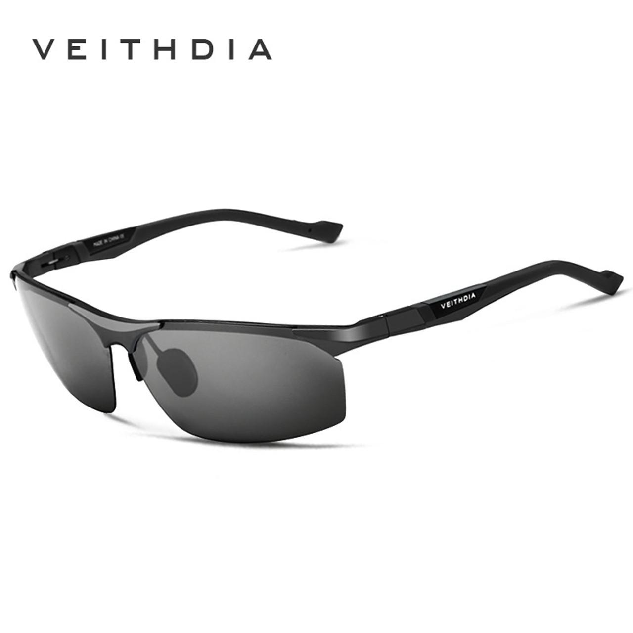 e938c791e ... VEITHDIA Polarized Sunglasses Men New Arrival Brand Designer Sun Glasses  With Original Box gafas oculos de ...