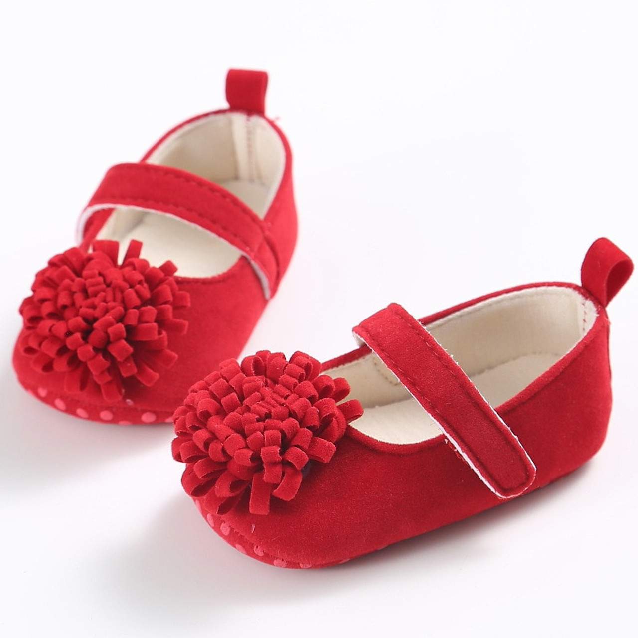0fb0c282949 ... Baby Girl Crib Shoes 0-1 Year old Summer Baby Girl Shoes Newborn Soft  Bottom ...