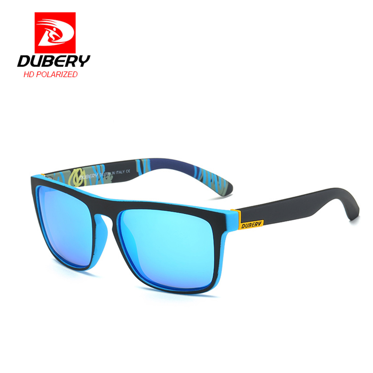 5ee716d143 DUBERY Polarized Sunglasses Men s Aviation Driving Shades Male Sun Glasses  For Men Retro Cheap 2017 Luxury ...