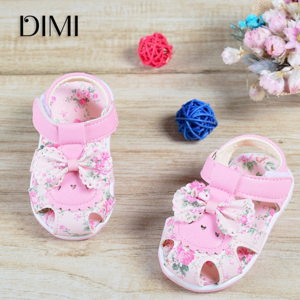 2018 Baby Sandals Newborn Baby Girl