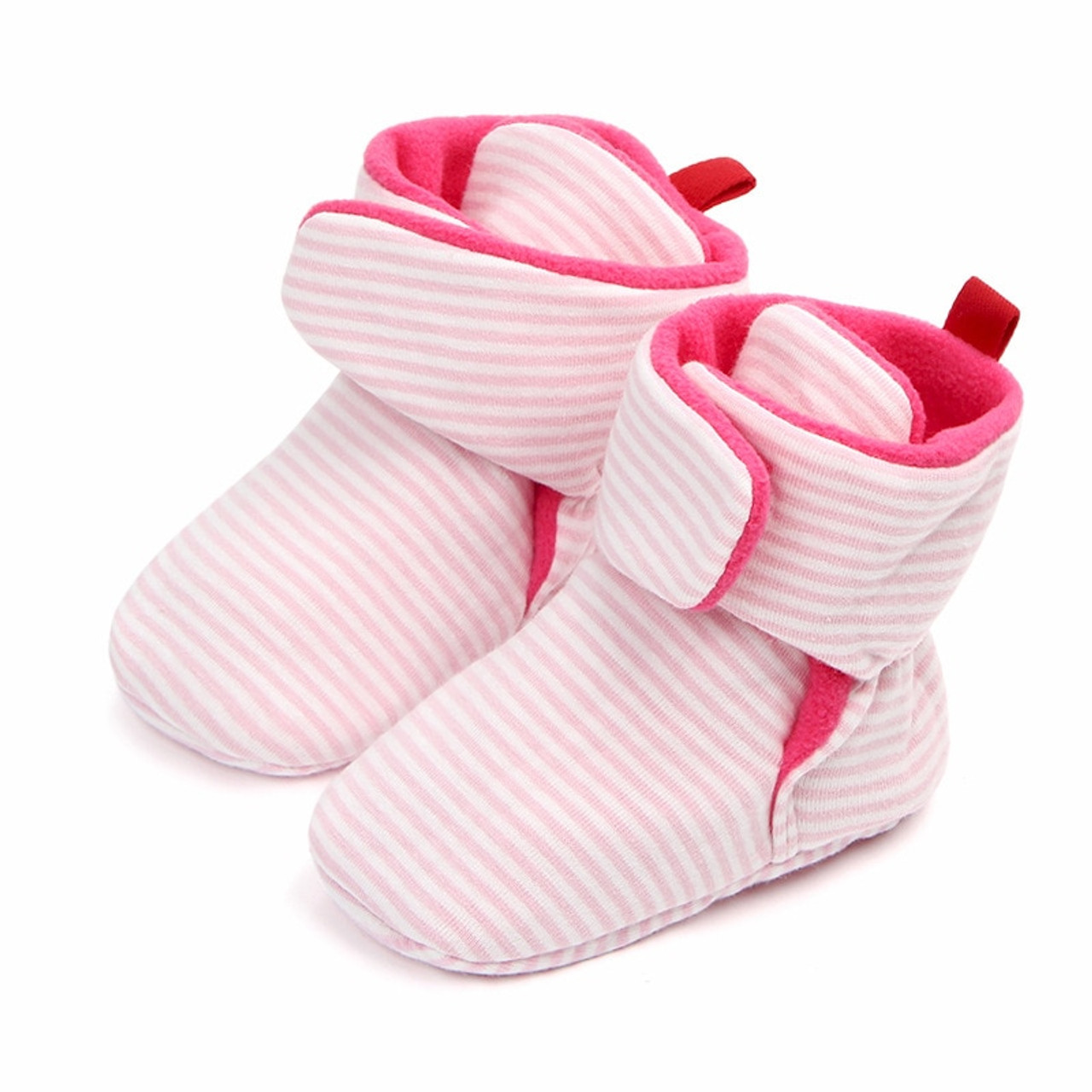 87ed0e496 ... Autumn New High Boots First Walkers 8 Color Baby Shoes Girl Boy 0-1  Years ...