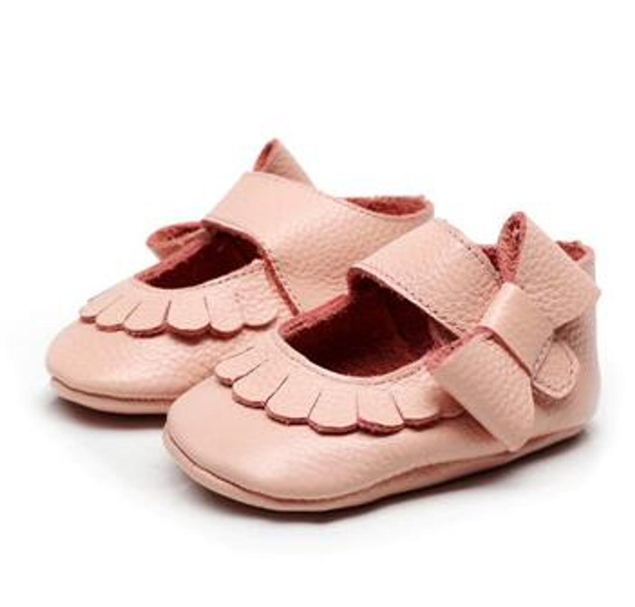 Sweet Fashion Genuine Leather Infant