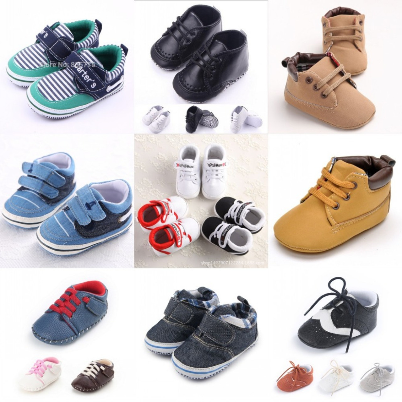 6955013b4e Newborn Baby Shoes Boys First Walker Bebe Infant Sneakers Carter's Sport  Shoe Toddler Crib Shoe Boots ...