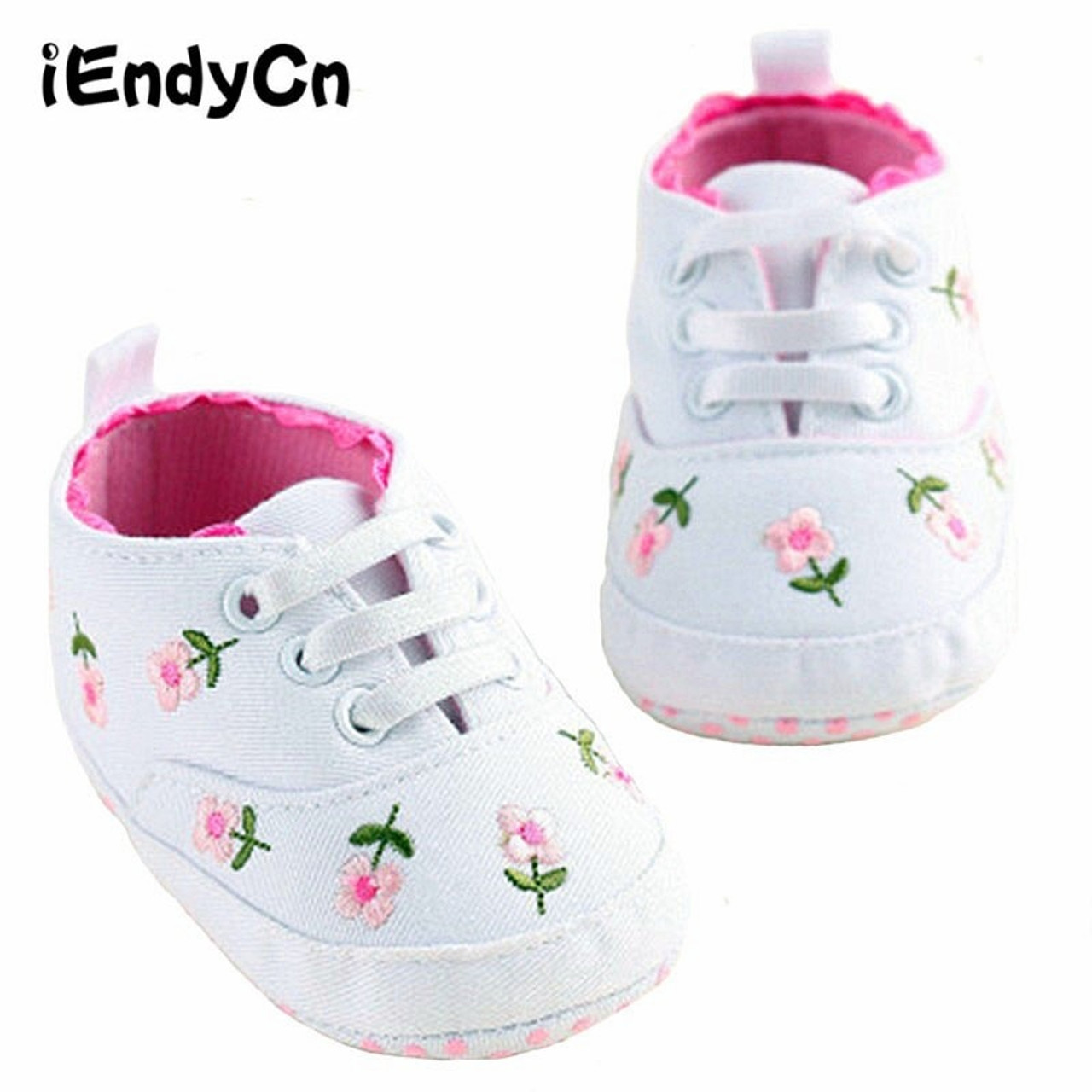 Babies Shoes For Baby Girl Spring White
