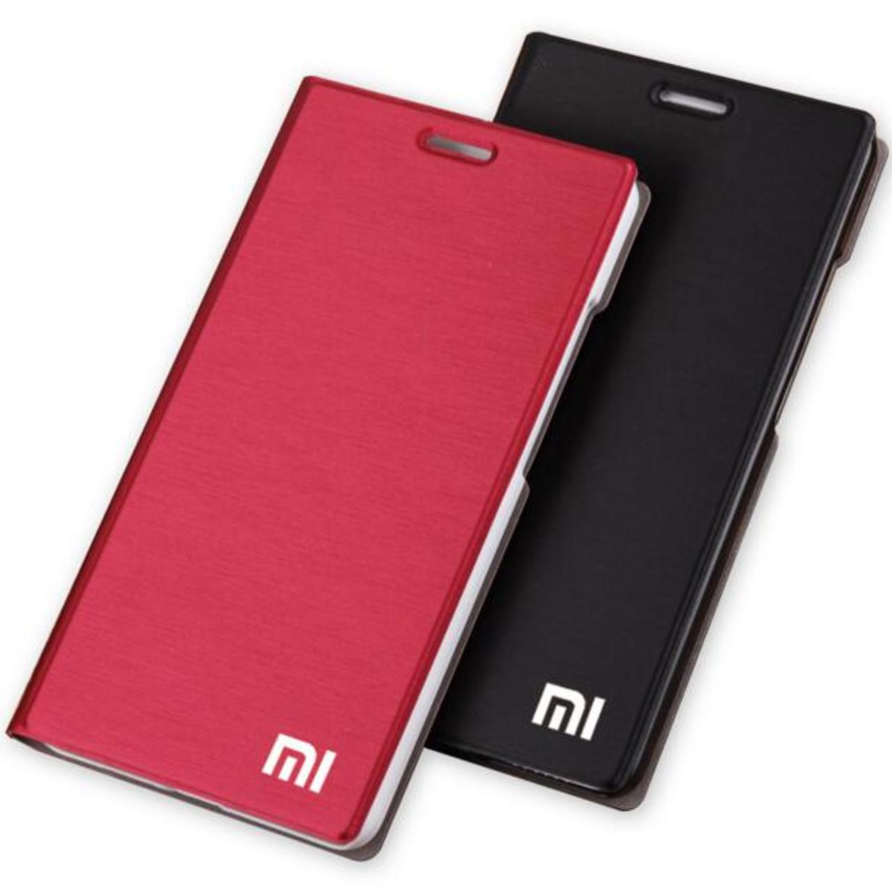 new products 3ac2c 33e62 Xiaomi mi redmi note 4 4x 4A Case Leather Cover Luxury Flip Stand Original  For Xiaomi redmi 4X 4A pro 4X Prime ,OEM product Case