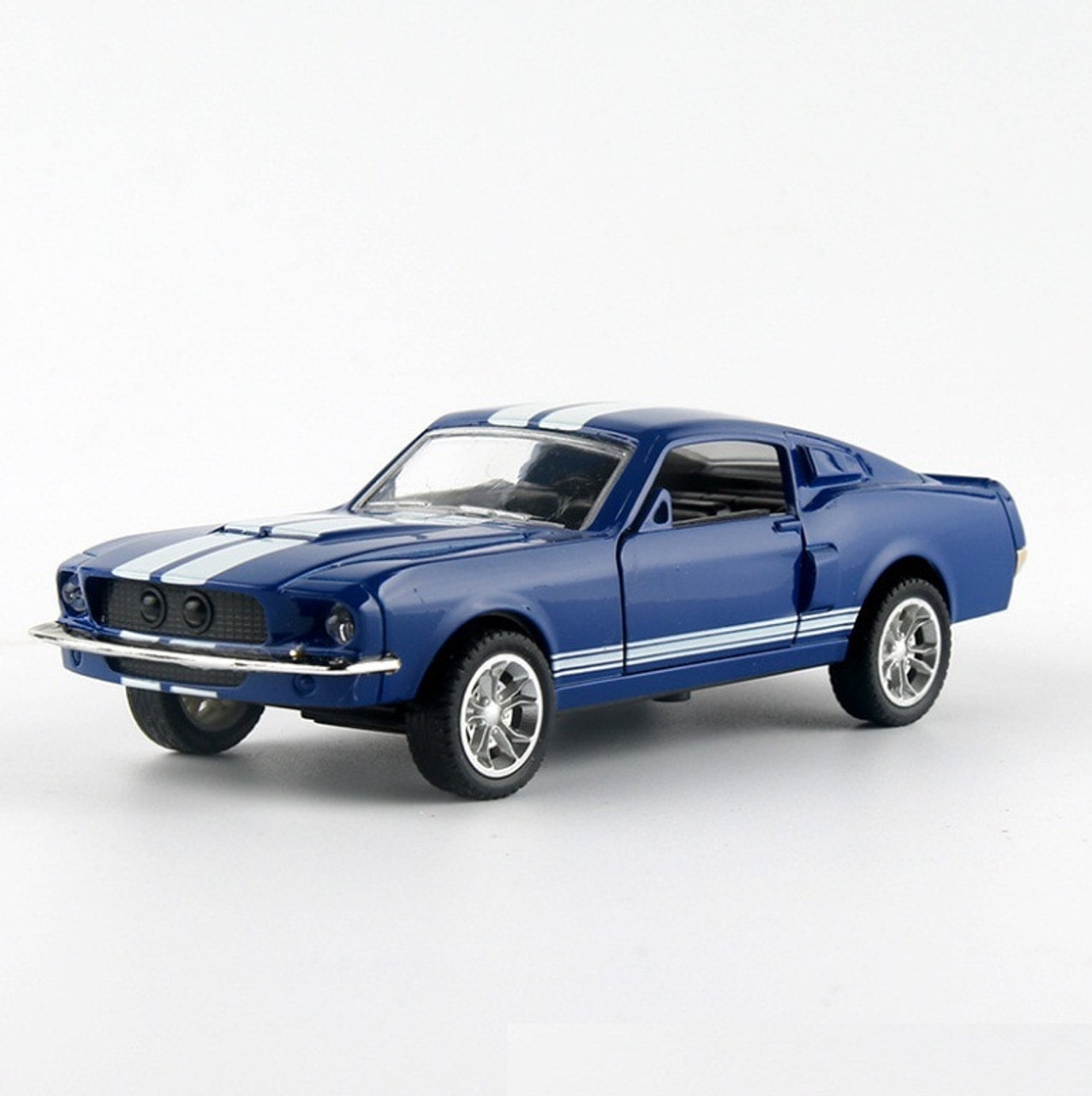 Ford Mustang GT 1967 GT500 Return Alloy Car Toy Model Children's Toy Car  Model Display Gift - OnshopDeals.Com