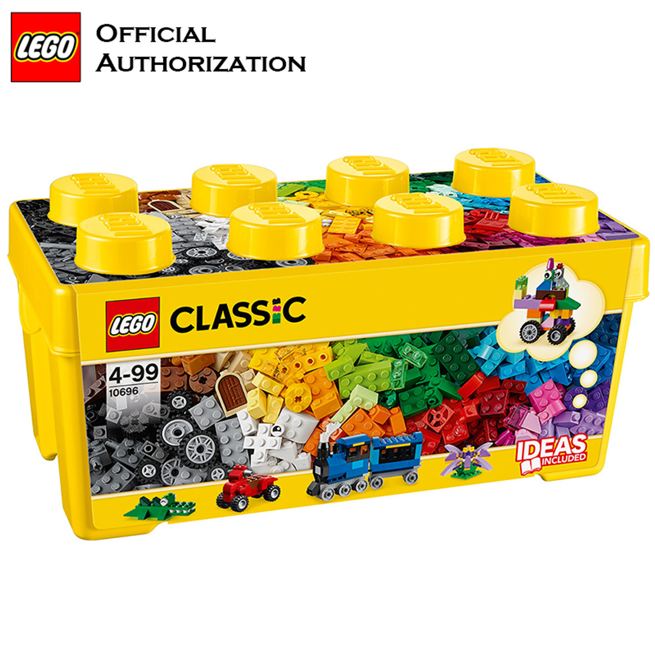 Original Building Blocks Toy Classic Series Ideas Creator