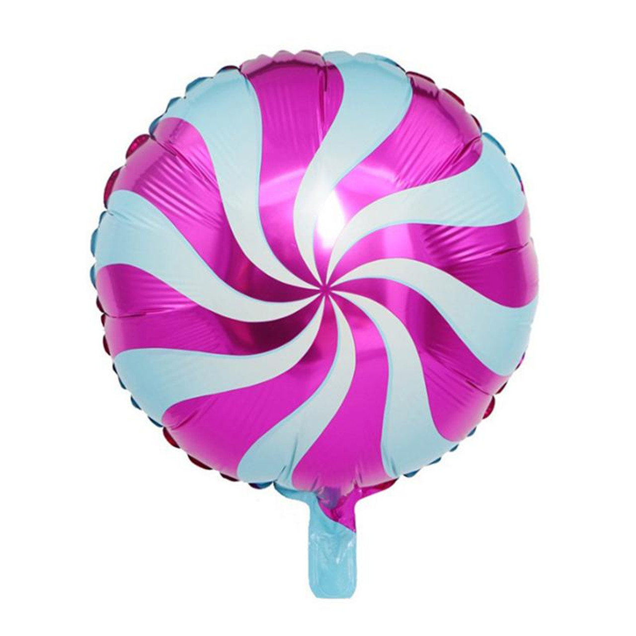 24 Pcs 18 Inch Colorful Lollipop Hats Candy Hat Helium For Wedding Birthday Party