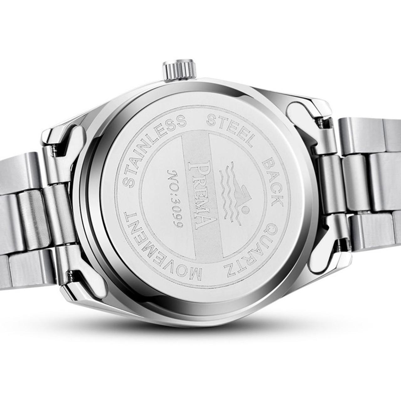 5867aa660347 ... PREMA Luxury Brand Fashion Watches Women Watch Ladies Rhinestone Quartz  Watch Women s Dress Clock Wristwatches relojes ...