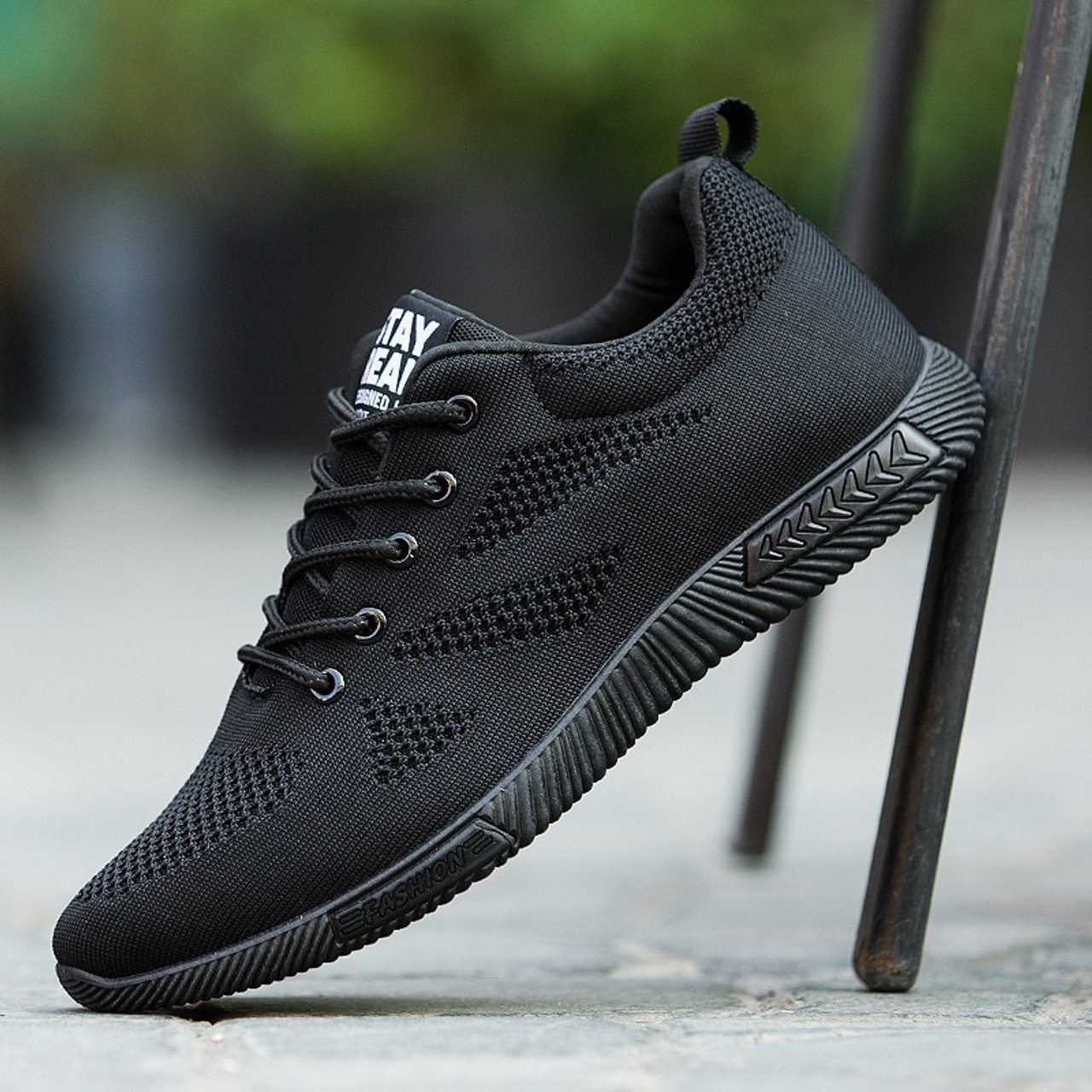 Men's Trainers Stylish Autumn Mens Lace Up Leisure Sports