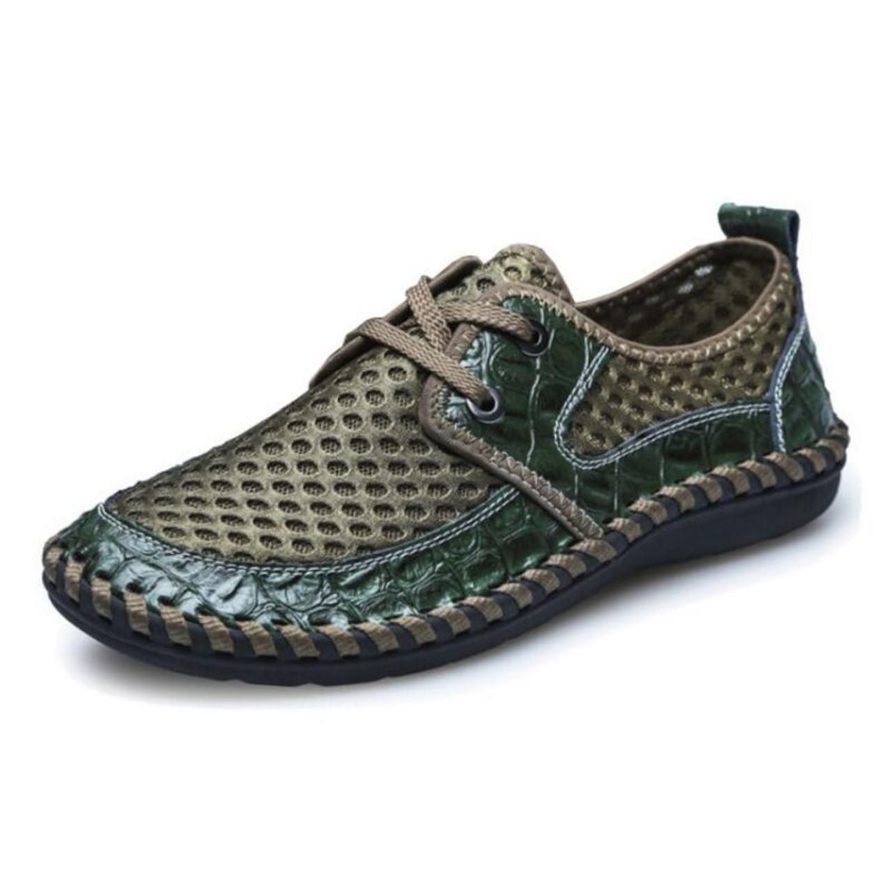 f3ccd530141cbf ... VANCAT Large Size Summer Men Casual Shoes Fashion Breathable Men Shoes  Casual Male Shoes Brand Men ...