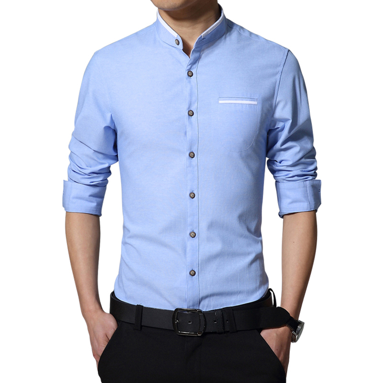 Mens Dress Shirt M Formal Shirts
