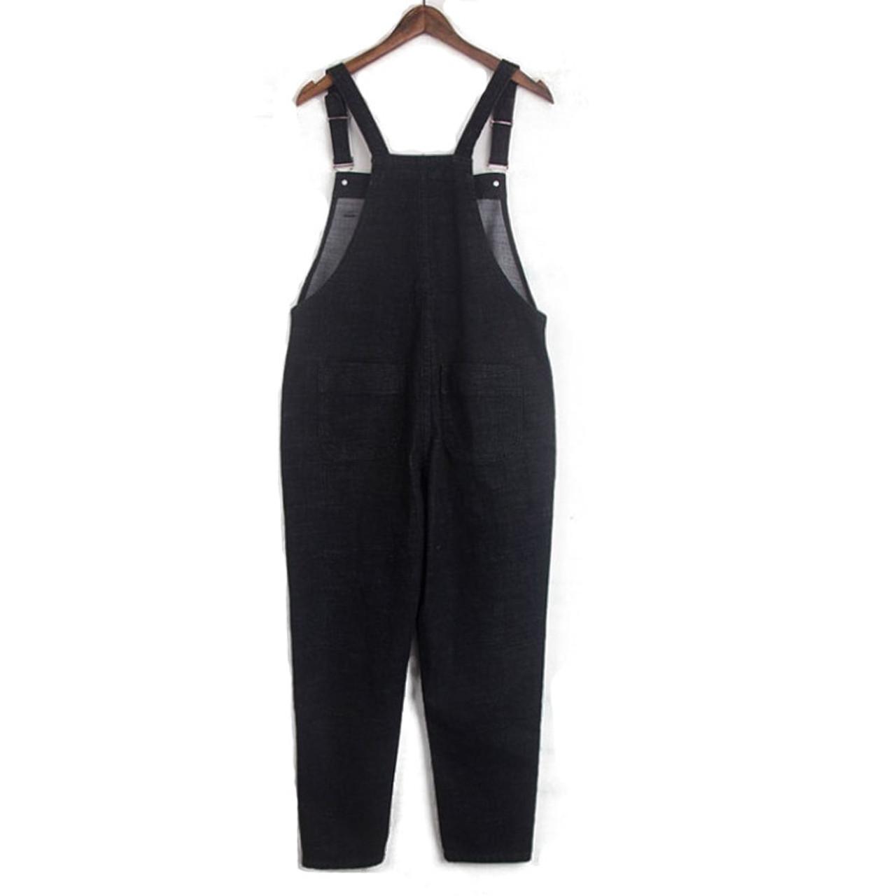 994f1def42f ... Plus Size 4XL 5XL Boyfriend Jeans For Women Pockets Denim Jumpsuits  Long Pants Women Harem Jeans ...