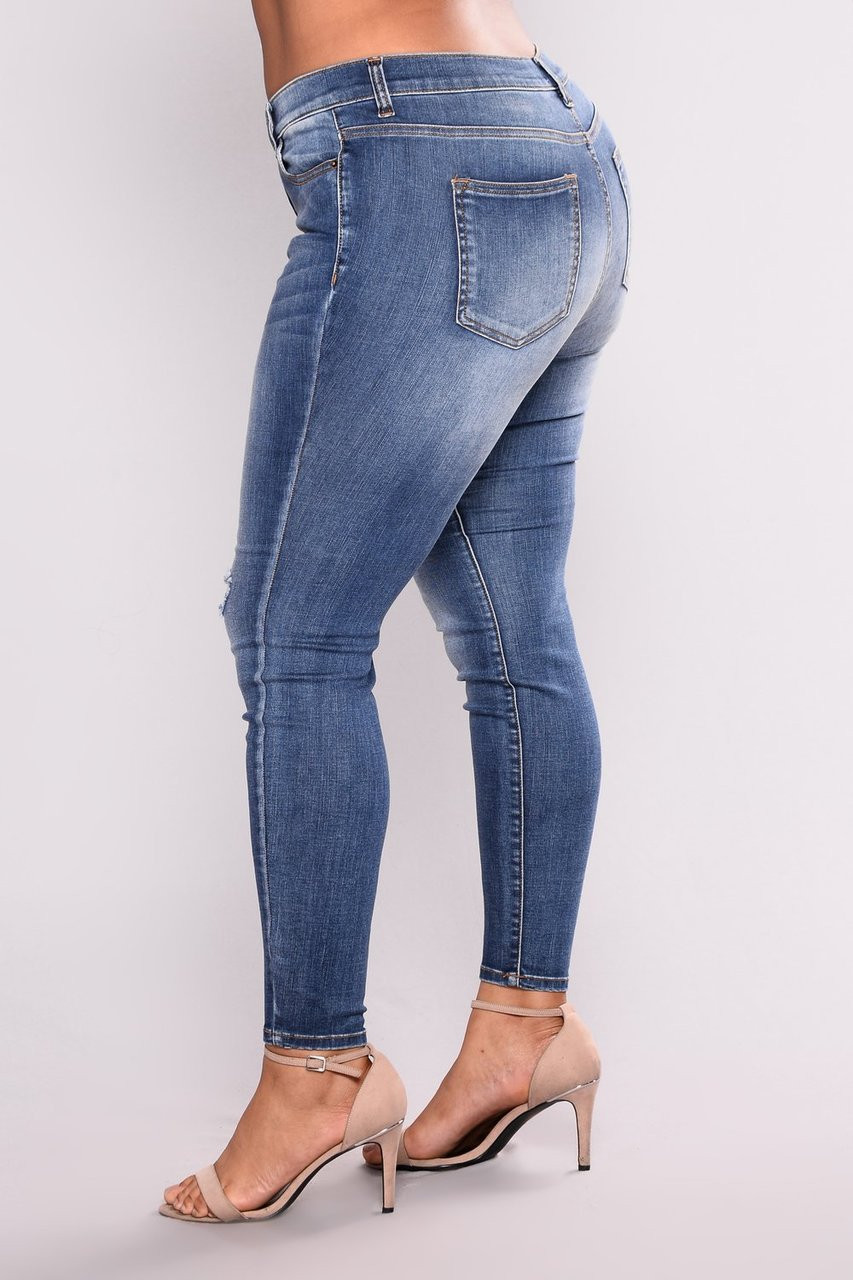 5392b7273f1 H Ripped Jeans Woman Big Size Full Women Jeans Plus Large Size Push Up ...